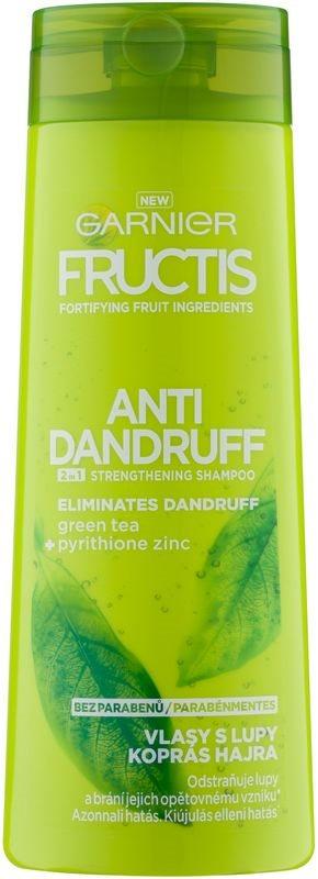 Garnier Fructis Antidandruff 2in1  шампунь проти лупи для нормального волосся