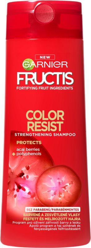 Garnier Fructis Color Resist sampon fortifiant pentru par vopsit