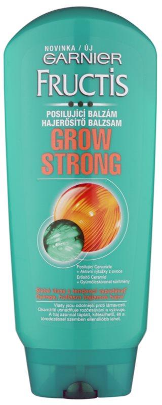 Garnier Fructis Grow Strong Versterkende Balsem  voor Zwak Haar