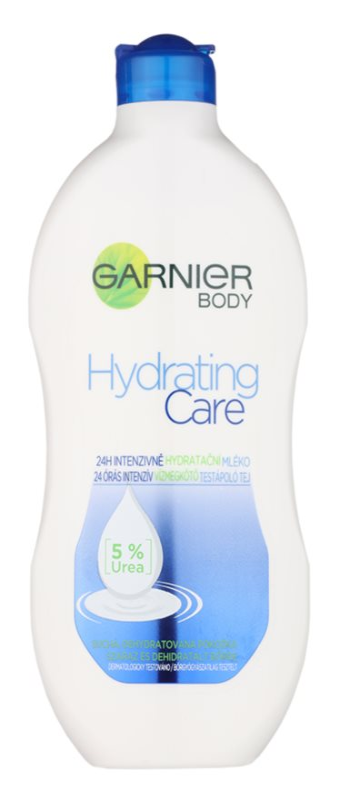 Garnier Hydrating Care leche corporal hidratante para pieles muy secas