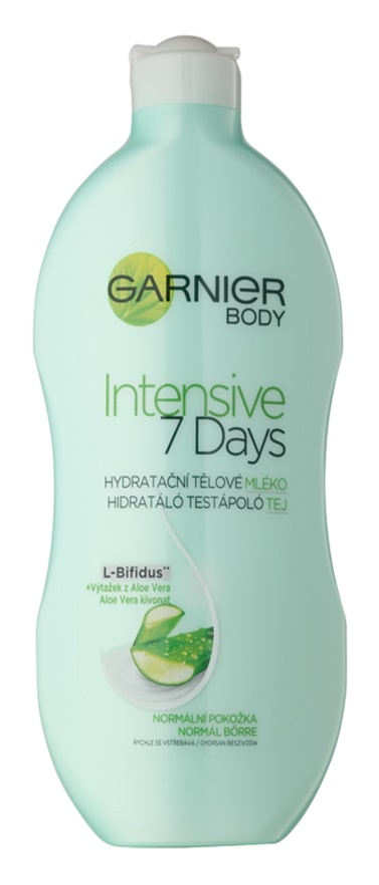 Garnier Intensive 7 Days lotiune de corp hidratanta cu aloe vera