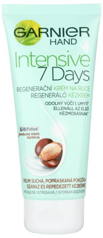 Garnier Intensive 7 Days regeneračný krém na ruky