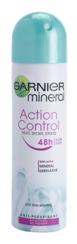 Garnier Mineral  Action Control antitranspirante em spray