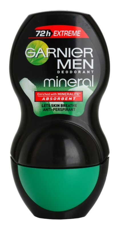 Garnier Men Mineral Extreme antiperspirant roll-on 72 ore