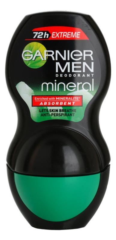 Garnier Men Mineral Extreme antitranspirante roll-on 72h