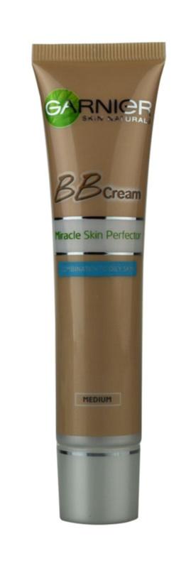Garnier Miracle Skin Perfector BB крем для комбінованої та жирної шкіри