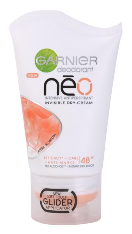 Garnier Neo antitranspirante en crema