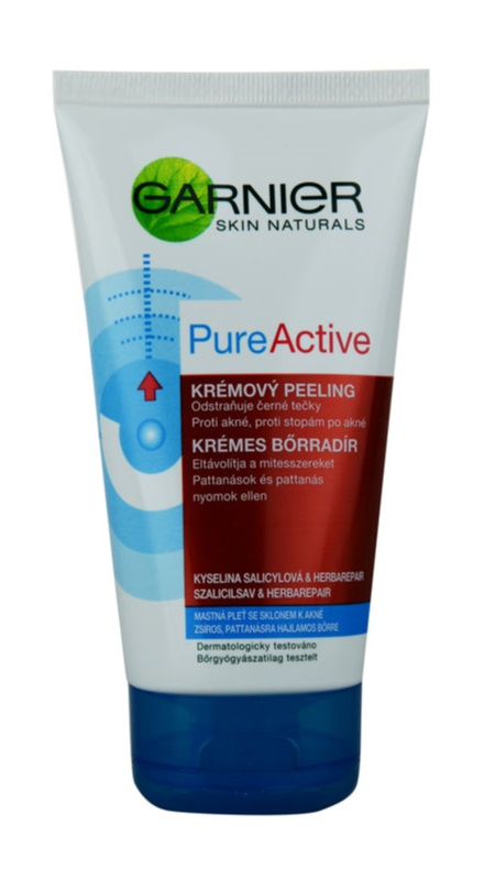 Garnier Pure Active gommage anti-boutons