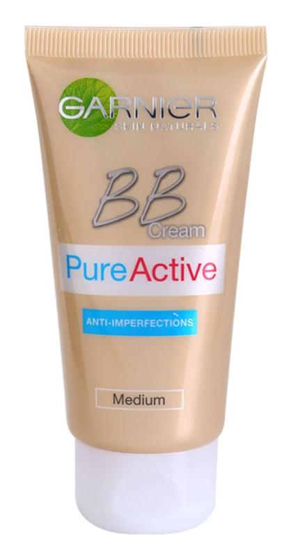 Garnier Pure Active crema BB impotriva imperfectiunilor pielii