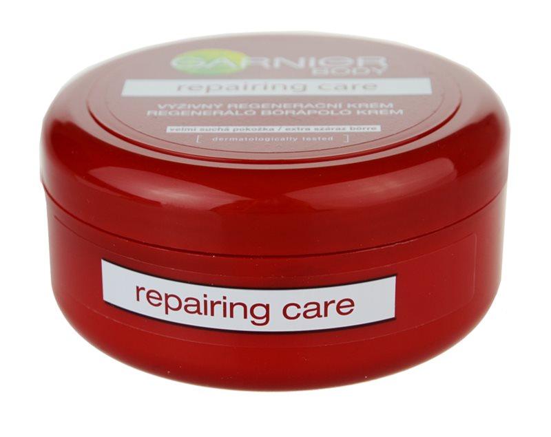 Garnier Repairing Care поживний крем для тіла для дуже сухої шкіри