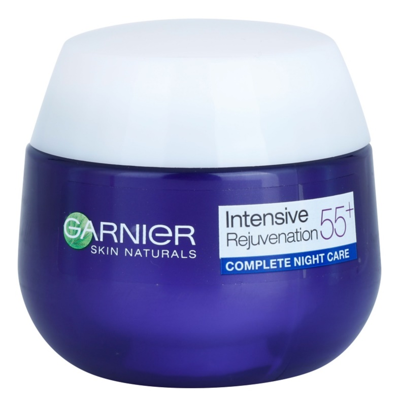 Garnier Visible 55+ Night Cream For Skin Rejuvenation