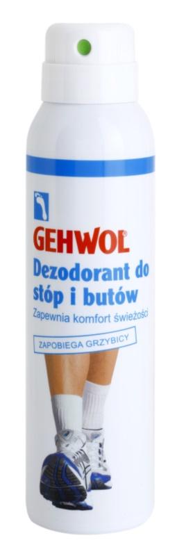 Gehwol Classic desodorante en spray para pies y zapatos