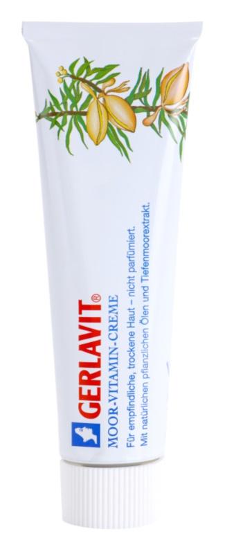 Gehwol Gerlavit creme para mãos vitaminico para peles secas e sensíveis