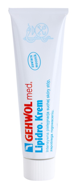 Gehwol Med крем для ніг для сухої та чутливої шкіри