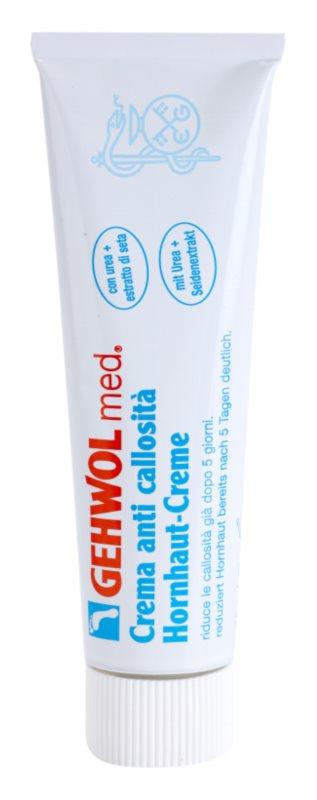 Gehwol Med crema intensiva antidurezas para piel agrietada