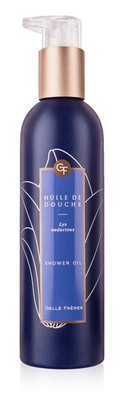 Gellé Frères Queen Next Door Lys Audacieux sprchový olej pre ženy 200 ml