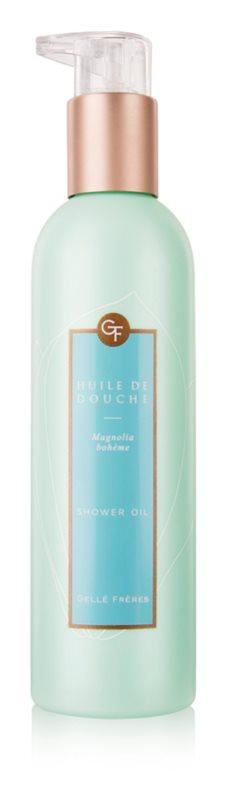 Gellé Frères Queen Next Door Magnolia Bohème aceite de ducha para mujer 200 ml