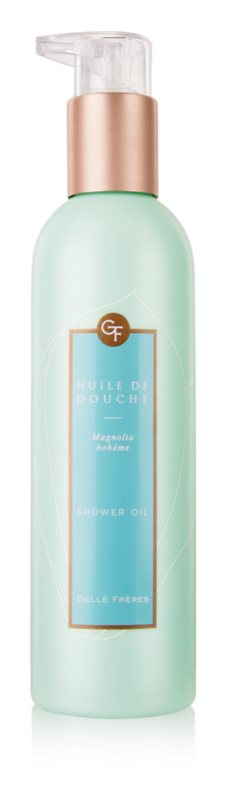 Gellé Frères Queen Next Door Magnolia Bohème Shower Oil for Women 200 ml