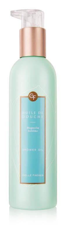 Gellé Frères Queen Next Door Magnolia Bohème sprchový olej pro ženy 200 ml