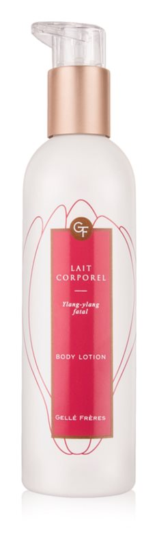 Gellé Frères Queen Next Door Ylang-Ylang Fatal Body Lotion for Women 200 ml
