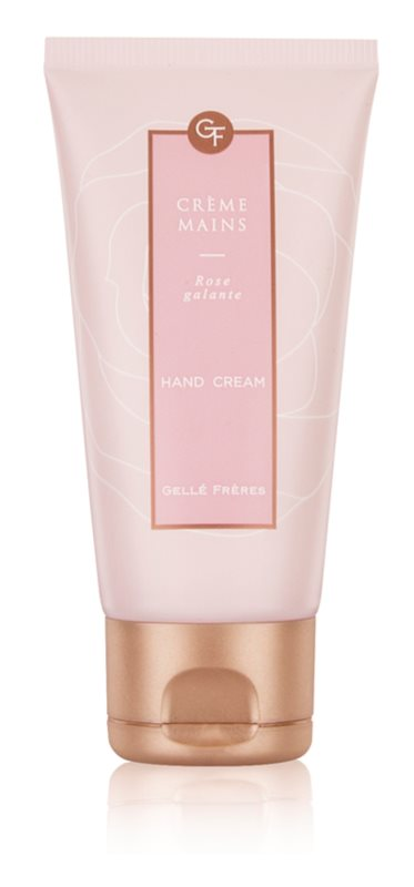 Gellé Frères Queen Next Door Rose Galante crema de maini pentru femei 50 ml