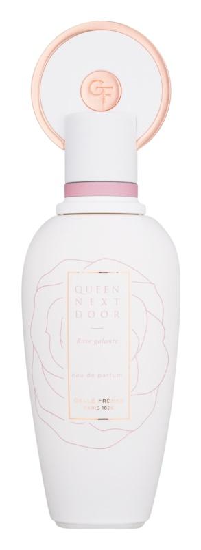 Gellé Frères Queen Next Door Rose Galante Eau de Parfum for Women 50 ml (Alcohol Free)