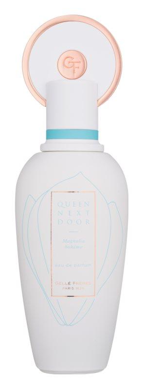 Gellé Frères Queen Next Door Magnolia Bohème eau de parfum nőknek 50 ml alkoholmentes