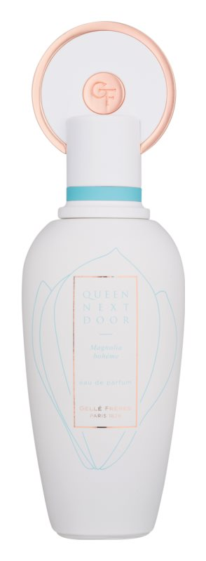 Gellé Frères Queen Next Door Magnolia Bohème parfémovaná voda pro ženy 50 ml (bez alkoholu)