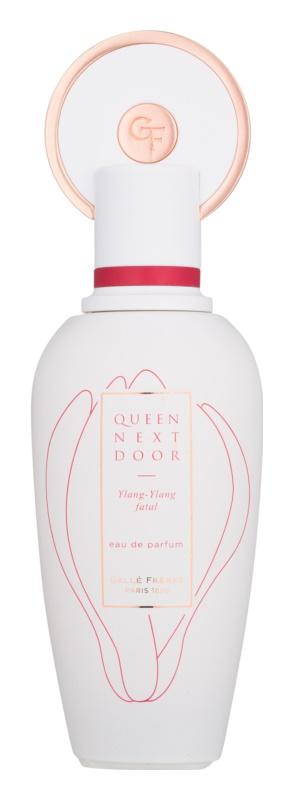 Gellé Frères Queen Next Door Ylang-Ylang Fatal Eau de Parfum para mulheres 50 ml (sem álcool)