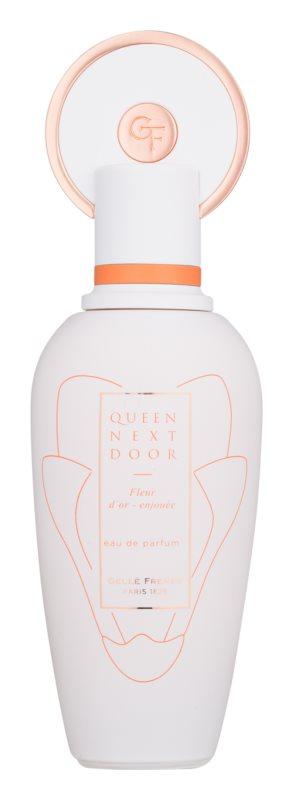 Gellé Frères Queen Next Door Fleur d'Or-Enjouée Eau de Parfum for Women 50 ml (Alcohol Free)