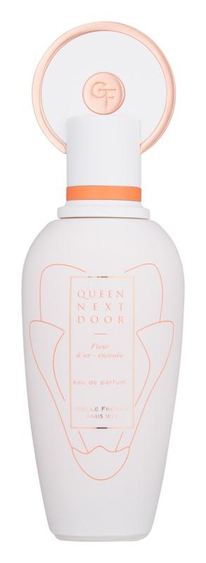 Gellé Frères Queen Next Door Fleur d'Or-Enjouée eau de parfum para mujer 50 ml sin alcohol