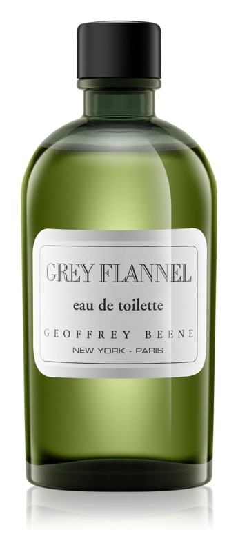 Geoffrey Beene Grey Flannel toaletná voda pre mužov 240 ml bez rozprašovača