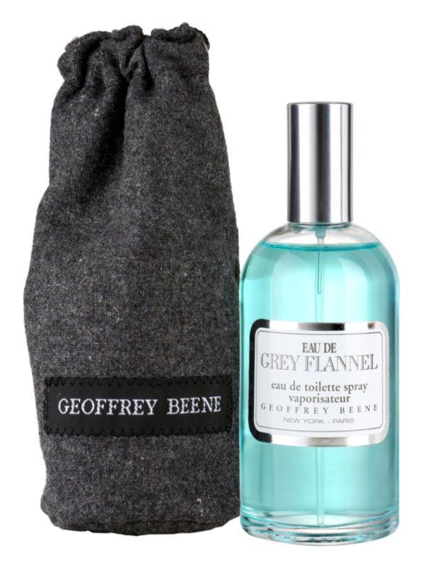 Geoffrey Beene Eau De Grey Flannel eau de toilette férfiaknak 120 ml