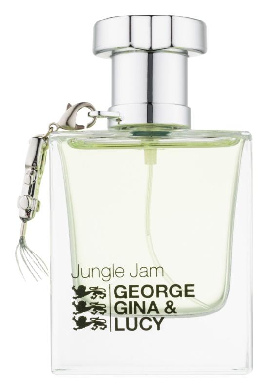 George Gina & Lucy Jungle Jam toaletní voda pro ženy 50 ml