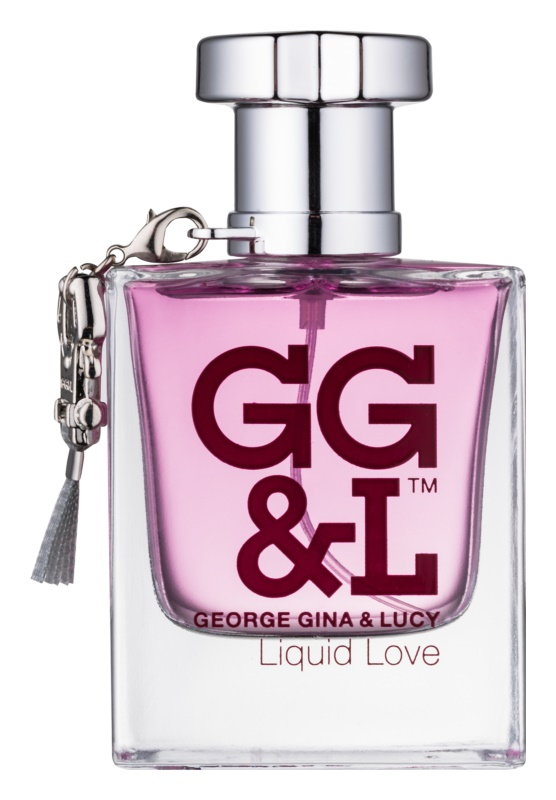 George Gina & Lucy Liquid Love Eau de Toilette for Women 50 ml