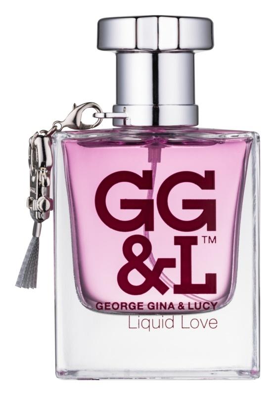 George Gina & Lucy Liquid Love woda toaletowa dla kobiet 50 ml
