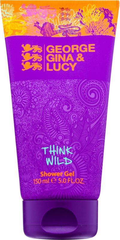 George Gina & Lucy Think Wild tusfürdő nőknek 150 ml