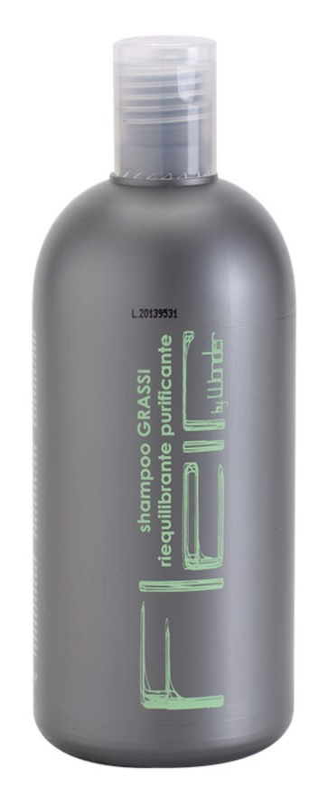 Gestil Fleir by Wonder champô para uso frequente para cabelo oleoso