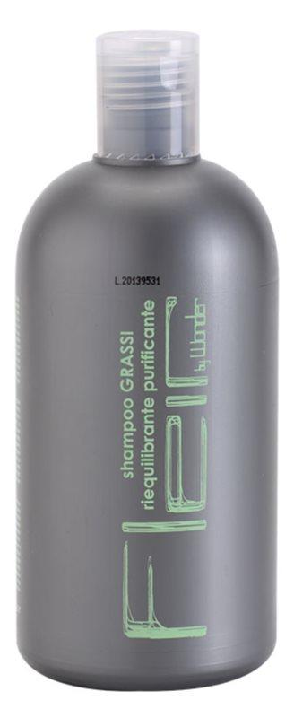 Gestil Fleir by Wonder Shampoo für häufige Haarwäschen für fettiges Haar