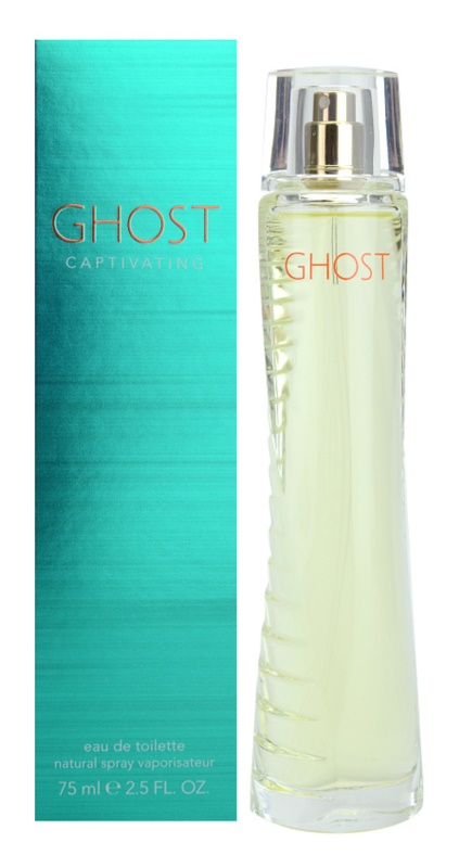 Ghost Captivating eau de toilette pour femme 75 ml
