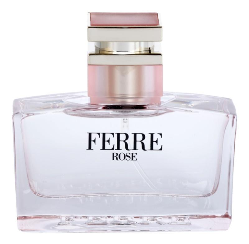 Gianfranco Ferré Ferré Rose woda toaletowa dla kobiet 30 ml