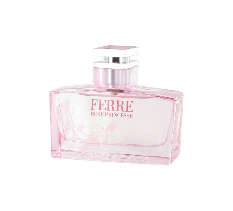 Gianfranco Ferré Ferré Rose Princesse eau de toilette pour femme 100 ml