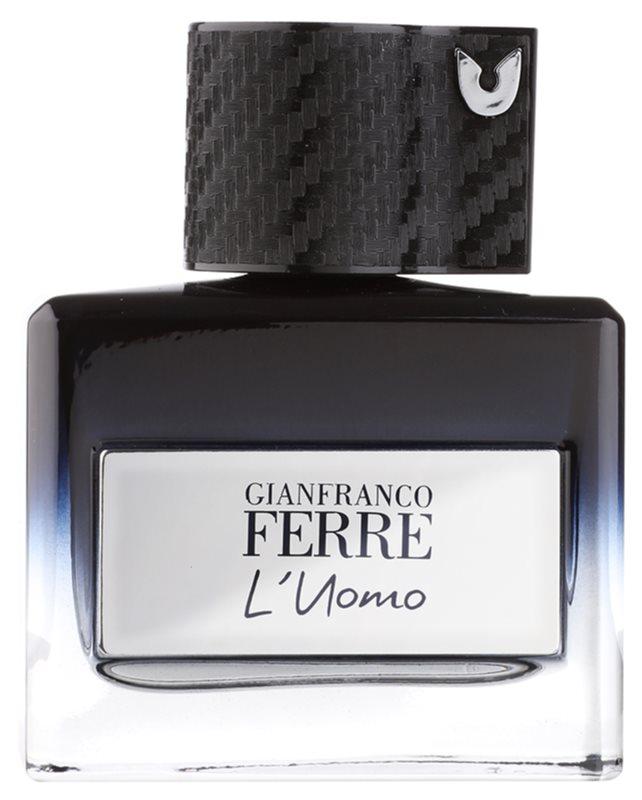 Gianfranco Ferré L´Uomo toaletna voda za moške 50 ml