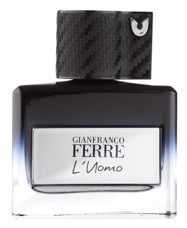 Gianfranco Ferré L´Uomo toaletní voda pro muže 50 ml