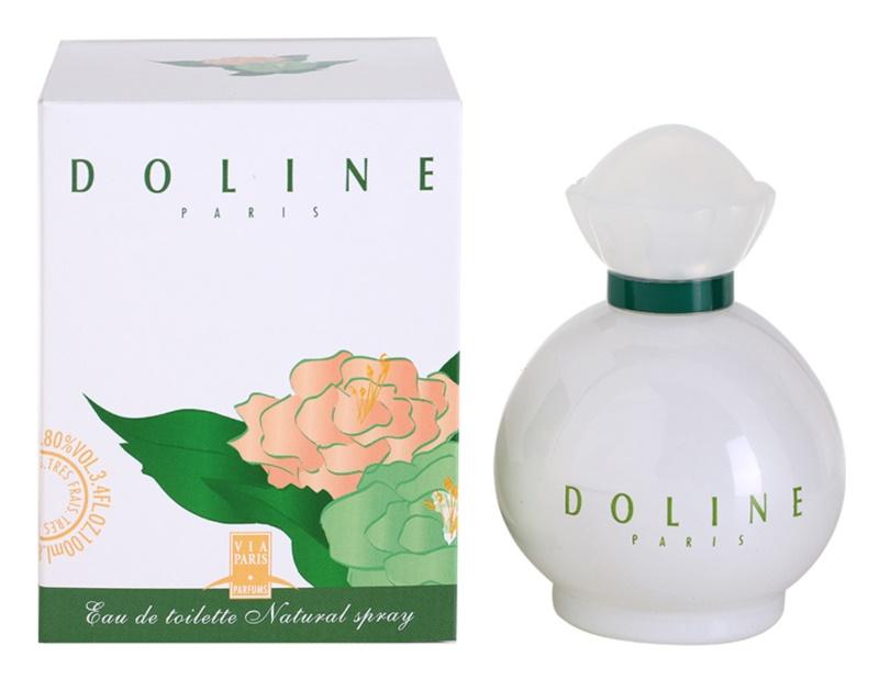 Gilles Cantuel Doline toaletná voda pre ženy 100 ml