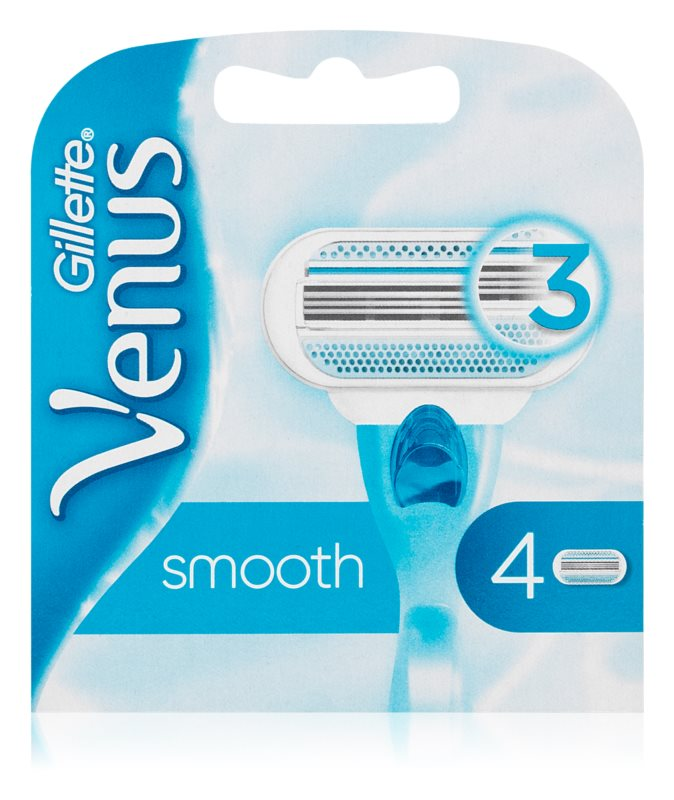 Gillette Venus recambios de cuchillas