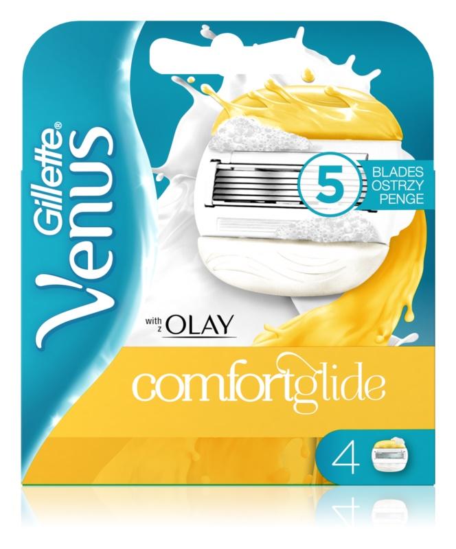 Gillette Venus & Olay náhradné žiletky
