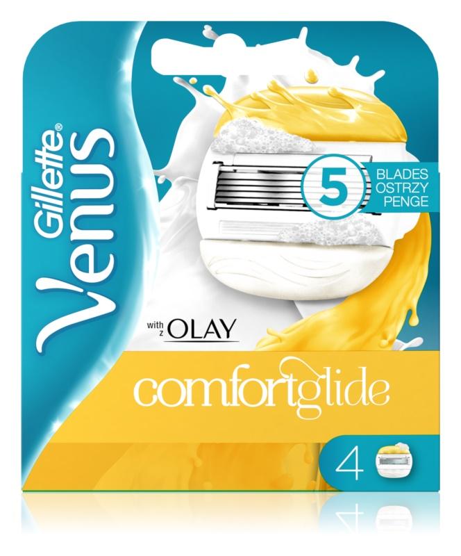 Gillette Venus & Olay Replacement Blades