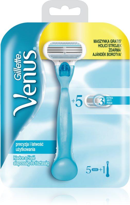 Gillette Venus бритва + запасні леза
