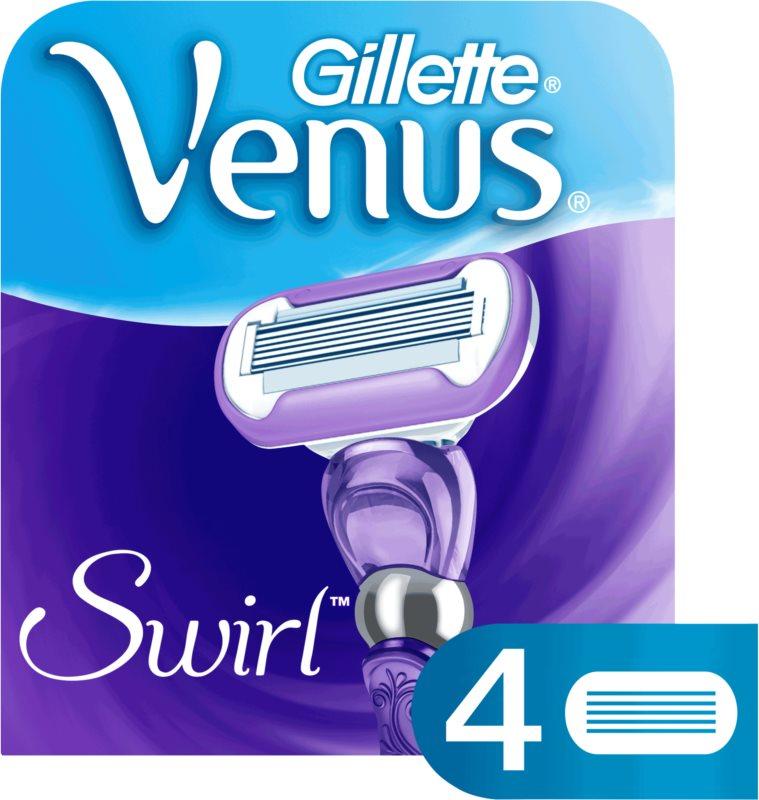 Gillette Venus Swirl náhradní břity